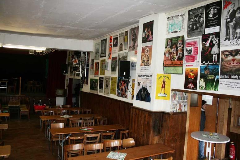 KaFF Hottenbach: Der Saal