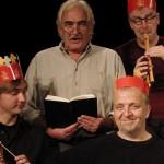 """Pit Knorr & die eiligen drei Könige """"Erna, der Baum nadelt!"""""""