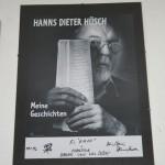 Plakat mit HD Hüsch