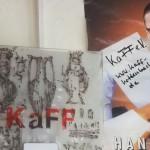 Plakat mit Thielke