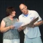 Herr und Frau Wolf Wiener am 4. Juli auf der KaFF-Bühne